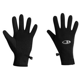 Icebreaker Quantum Handschoenen zwart
